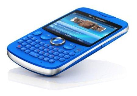 Sony Ericsson txt, un Sony Ericsson con sabor a BlackBerry