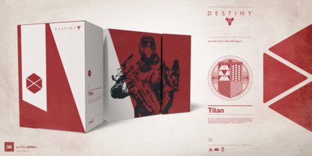 Destiny Titan Figura 3