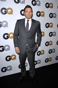 En la gala 'GQ Men of the Year' triunfó el traje gris y alguna que otra nota de color