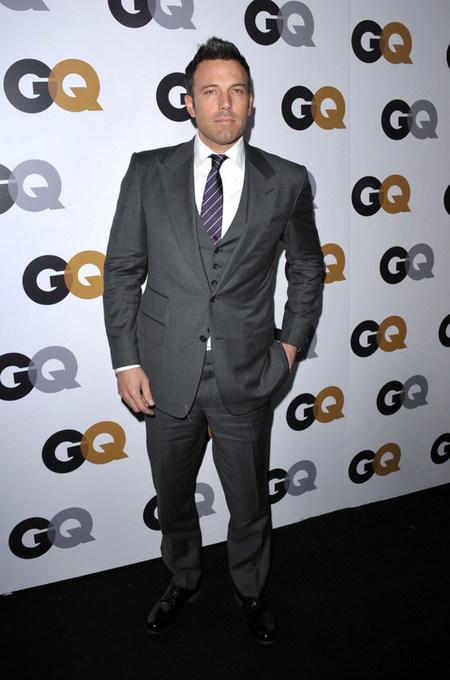 En la gala 'GQ Men of the Year' triunfó el traje gris y alguna que otra nota de color