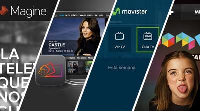 Xataka On compara cuatro propuestas de televisión por internet