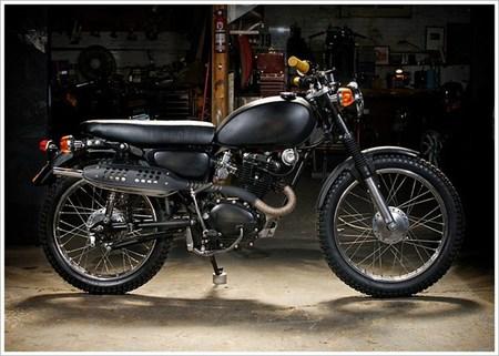 Honda CL100 por E3 Motorcycles y las casualidades del editor buscando material