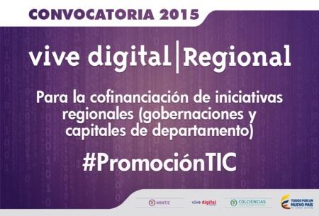 MinTIC y Colciencias abren convocatoria Vive Digital 2015 en Colombia