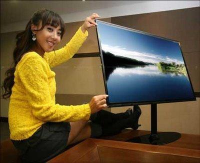 Televisor OLED de 40 pulgadas de Samsung
