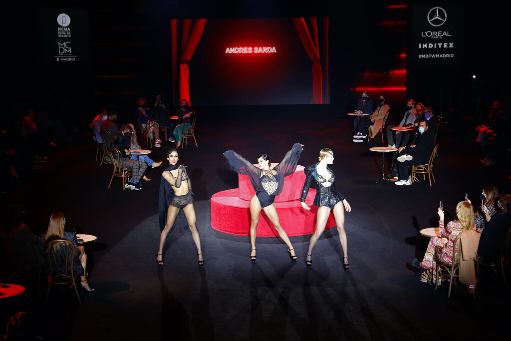 Lo mejor de Mercedes-Benz Fashion Week Madrid (MBFWM) otoño-invierno 2021