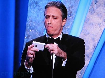 Imagen de la Semana: Hollywood se rinde al iPhone