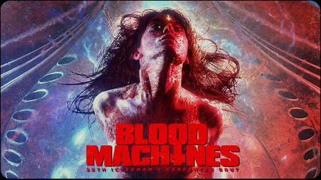 'Blood Machines' es el nuevo delirio hiper-ochentero de Carpenter Brut, el señor oscuro del synthwave