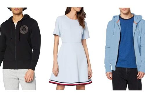Chollos en tallas sueltas de ropa en marcas Tommy Hilfiger, G-Star o Calvin Klein a la venta en Amazon