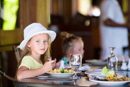 niños-restaurante