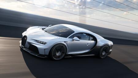 Nuevo Bugatti Chiron Super Sport: 1.600 CV y un 0-300 kmh/h en 12,1 segundos para el Chiron más bruto