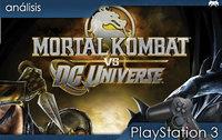 'Mortal Kombat Vs. DC Universe'. Análisis