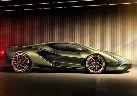 Lamborghini Sian Convertible Podria Llegar Pronto