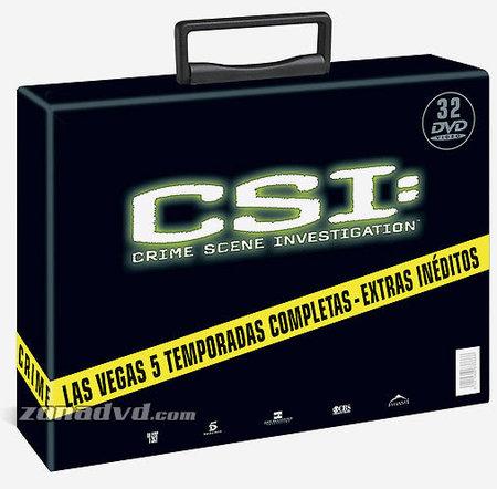 El maletín de CSI