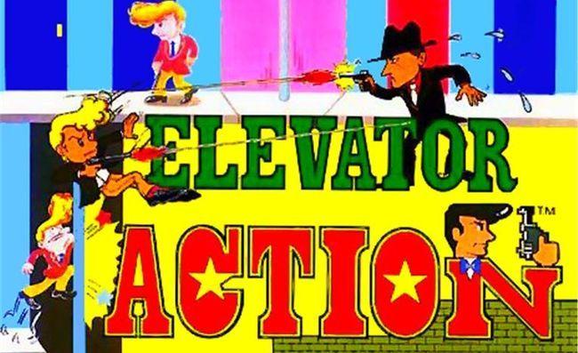 Elevator Action (Taito)