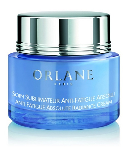 orlane soin sublimateur anti fatigue absolu