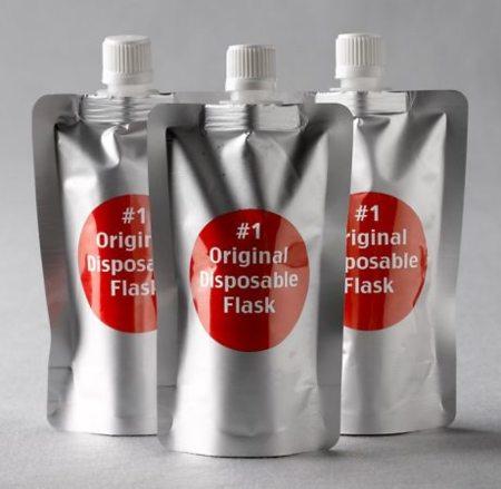 Bolsas de aluminio para bebida, ¿el futuro?