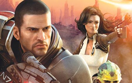 Un vistazo a los extraños cambios de disco en 'Mass Effect 2'