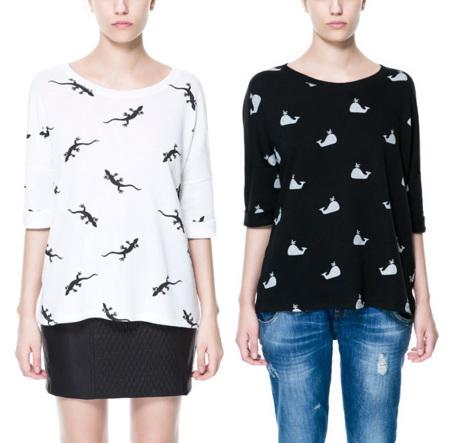 Los animales invaden Zara, ¿te apuntas a la moda?