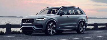 El Volvo XC90 se pone al día, más eficiente, más seguro y conectado