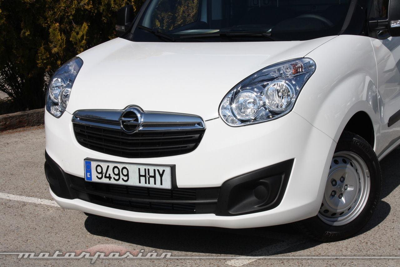 Foto de Presentación Opel Combo 2012 (15/28)