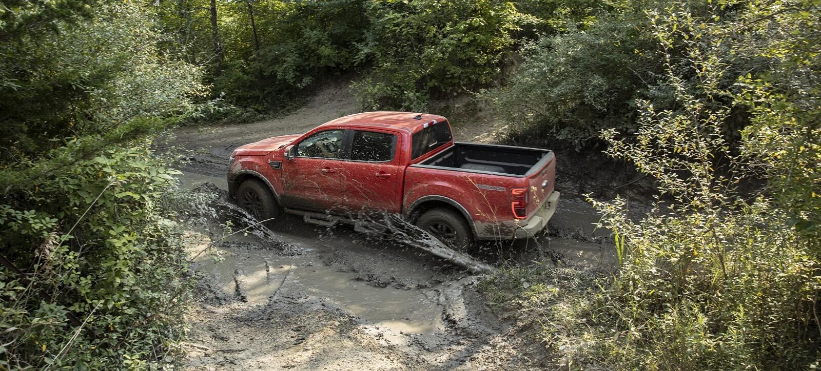 Foto de Ford Ranger Tremor Off-Road (16/28)