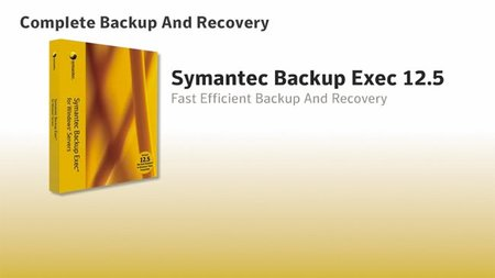 Symantec Backup Exec 12.5 para Windows Servers