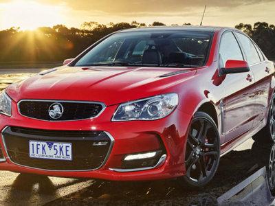 Holden Commodore VFII, el más rápido y potente hasta la fecha