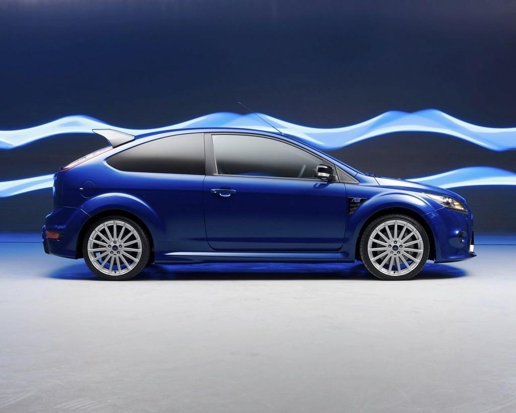Foto de Ford Focus RS Azul Racing (5/8)