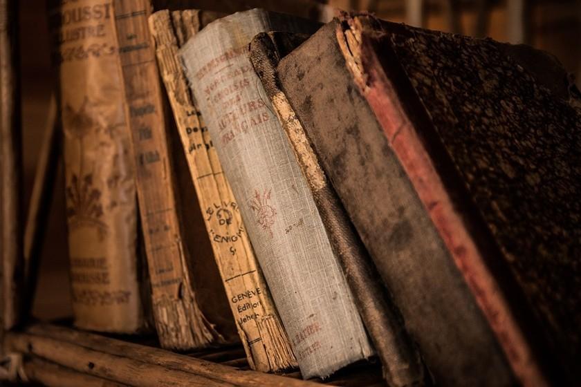 Bienvenido al cementerio de los libros raros: la Biblioteca Pública de Saulat