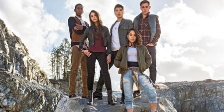 Power Ranger 2017 Cast