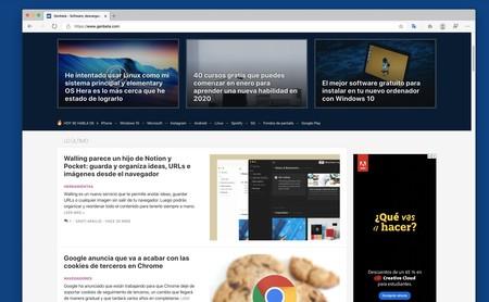 Esto es lo que ganas (y pierdes) si dejas Chrome por el nuevo Microsoft Edge