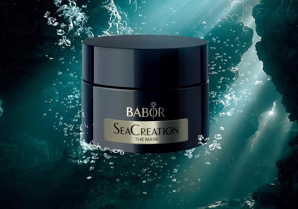 Sea Creation, la nueva línea facial de Babor que de verdad quiere acabar con las arrugas más profundas