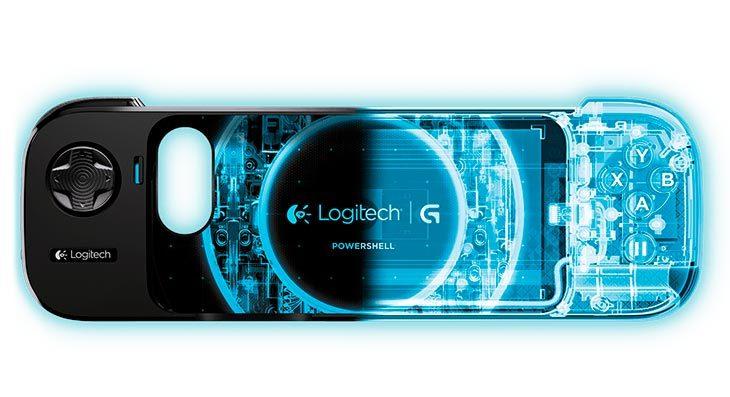 Foto de PowerShell Controller + Battery de Logitech (2/7)