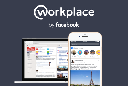 La red social empresarial Workplace by Facebook ya está disponible