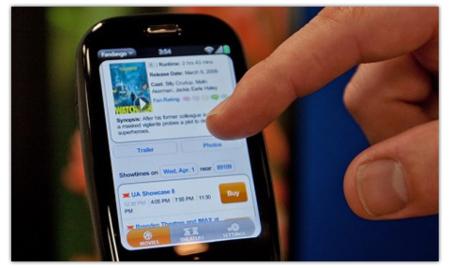Aplicaciones de terceros para la Palm Pre en vídeo