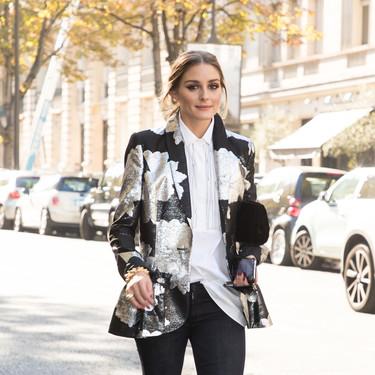 Karl Lagerfeld escoge a Olivia Palermo para el lanzamiento de su próxima colección