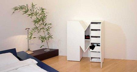 alphabet furniture - decorando con palabras