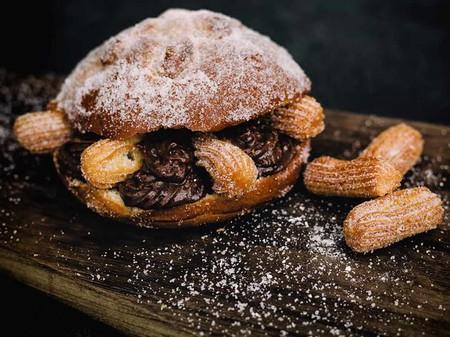 Pan de muerto de churros: el último grito de la moda gastronómica en la CDMX