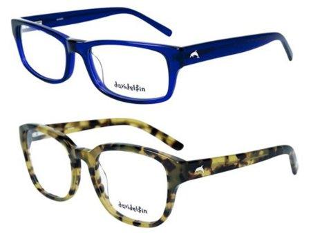 David Delfín ahora diseña una colección de gafas graduadas