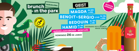 Brunch In The Park 26 Junio