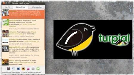 Repasando Turpial, cliente Twitter nativo para Linux