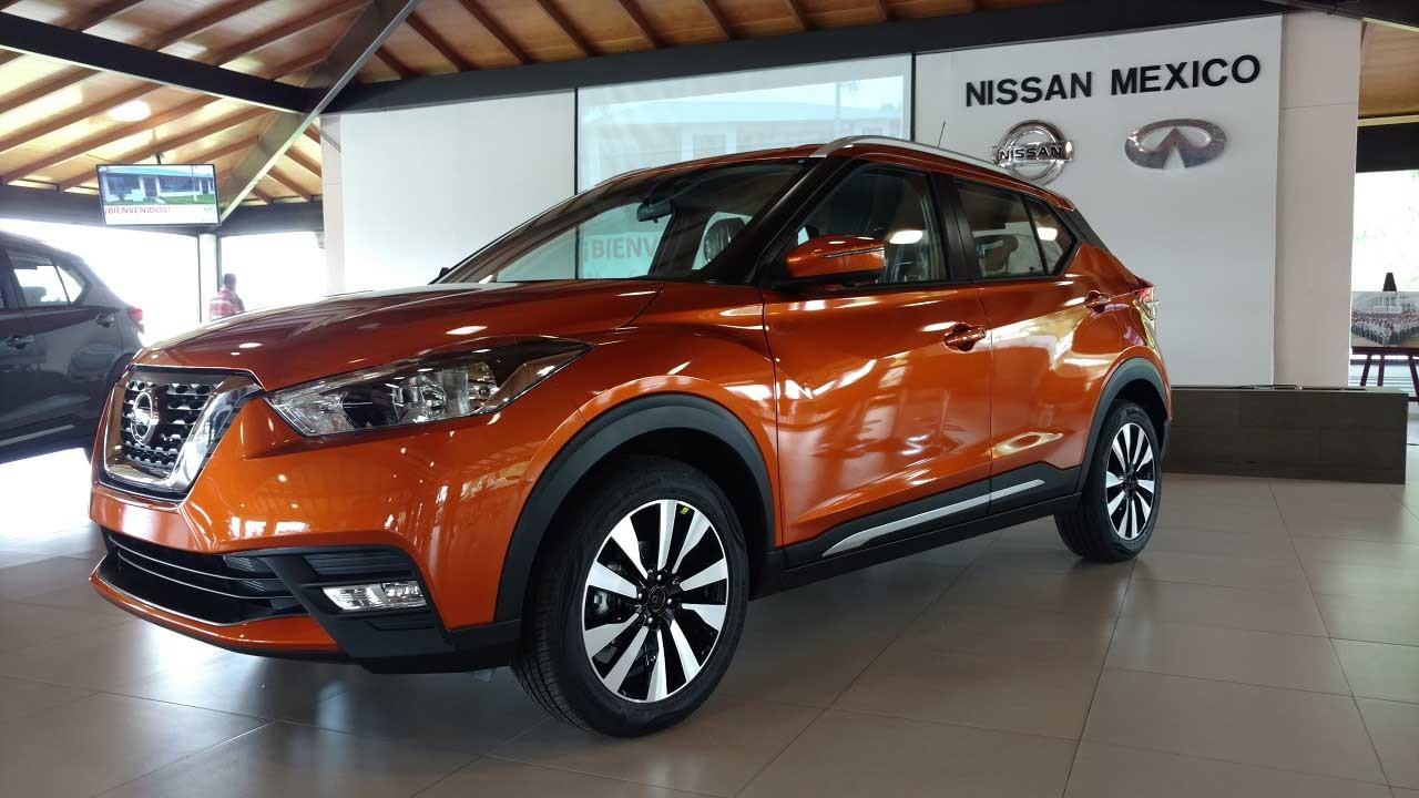 Arranca la producción de Nissan Kicks en México