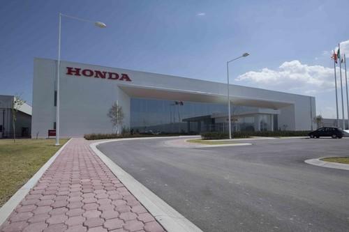 Honda se recupera, reanudó la producción en la planta de Celaya