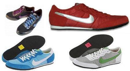 Nike y Mango juntos en las pasarelas con las zapatillas Nike Track Racer