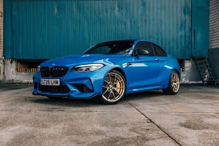 Probamos el BMW M2 CS: un coche auténtico que te exige y te hace sonreír a partes iguales