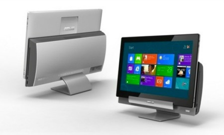 ASUS Transformer AiO con arranque dual Android y Windows 8