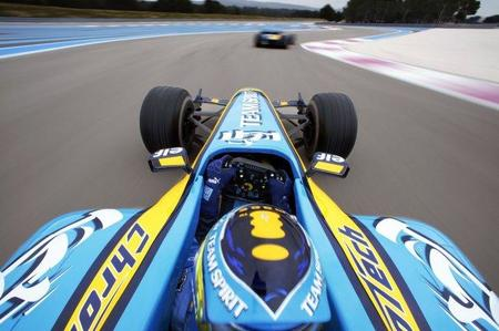 La Fórmula 1 también mejorará sus cámaras on-board