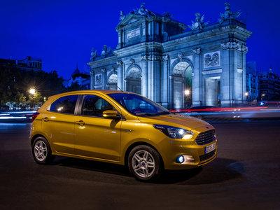 Ford Ka+: callejeando con el nuevo y asequible urbano de Ford