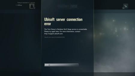 Retrasan la beta abierta de Rainbow Six Siege por problemas de conexión en todas las plataformas