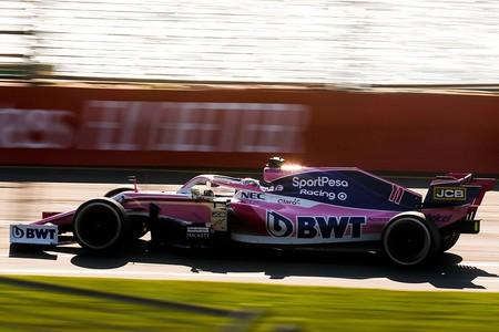 Sportpesa Racing Point Perez